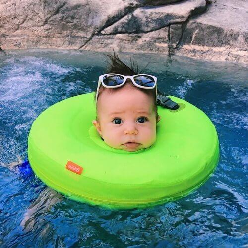 Bơi thủy liệu 6 bài tập khởi động trước khi bơi