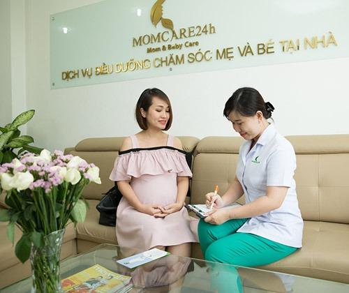Hình ảnh dịch vụ chăm sóc mẹ bầu