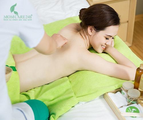 Hình ảnh dịch vụ chăm sóc mẹ phục hồi