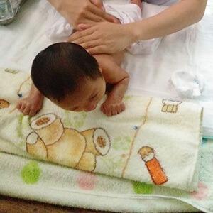 Chị Thảo sử dụng dịch vụ Massage và Tắm Bé