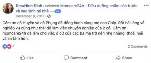 Chị Đinh Thị Diệu Hiền