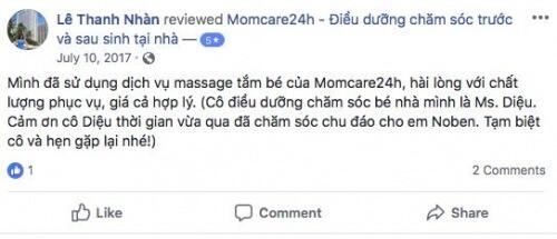 Chị Lê Thanh Nhàn