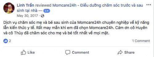 Chị Linh Trần