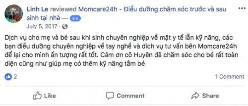 Chị Linh Lê
