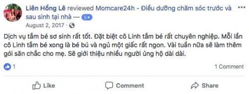Chị Lê Hồng Liên