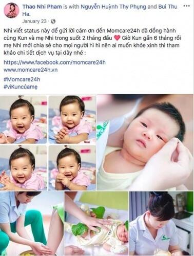 Chị Thảo Nhi Phạm - MC Đài Truyền Hình TP.HCM HTV