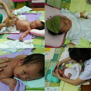 Cảm nhận của Chị Khánh Vy sau khi sử dụng dịch vụ Massage và Tắm Bé