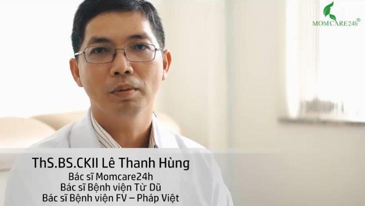 ThS. BS. CKII Lê Thanh Hùng