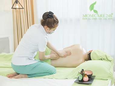 2) Massage body