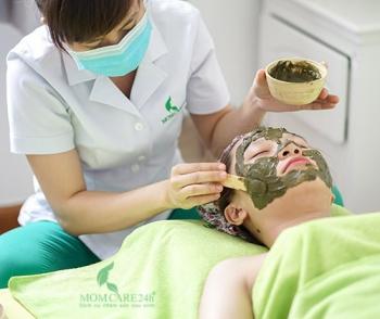 Đắp mặt nạ tinh chất thiên nhiên dưỡng da mặt